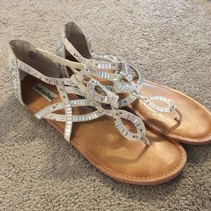Perfect Party Sandals